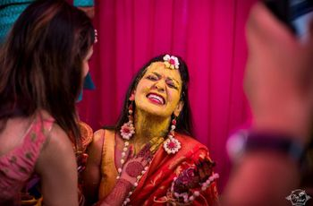 7 Trending Haldi Function Jewellery Designs We Spotted on Real Brides