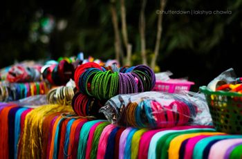 6 Fun Ideas on How to Use Old Bangles for Decoration