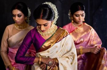 Learn How to Wear Silk Saree Perfectly
