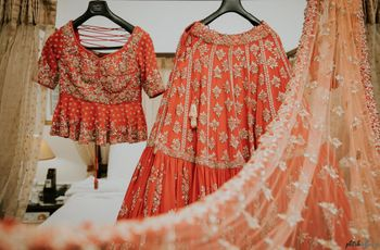 The Only 14 Jaw-Dropping Indian Bridal Dresses the Modern Indian Bride Needs to See