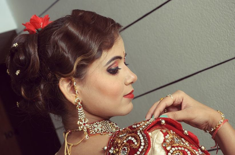 7 indian hairstyles for thin hair to get a wow wedding look