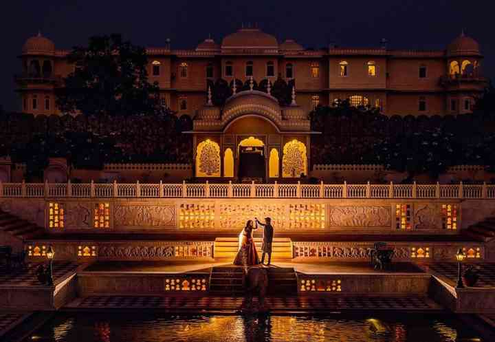 Intriguing Indian Wedding Backgrounds That Make A Perfect Inspiration For New Age Wedding Card Designs