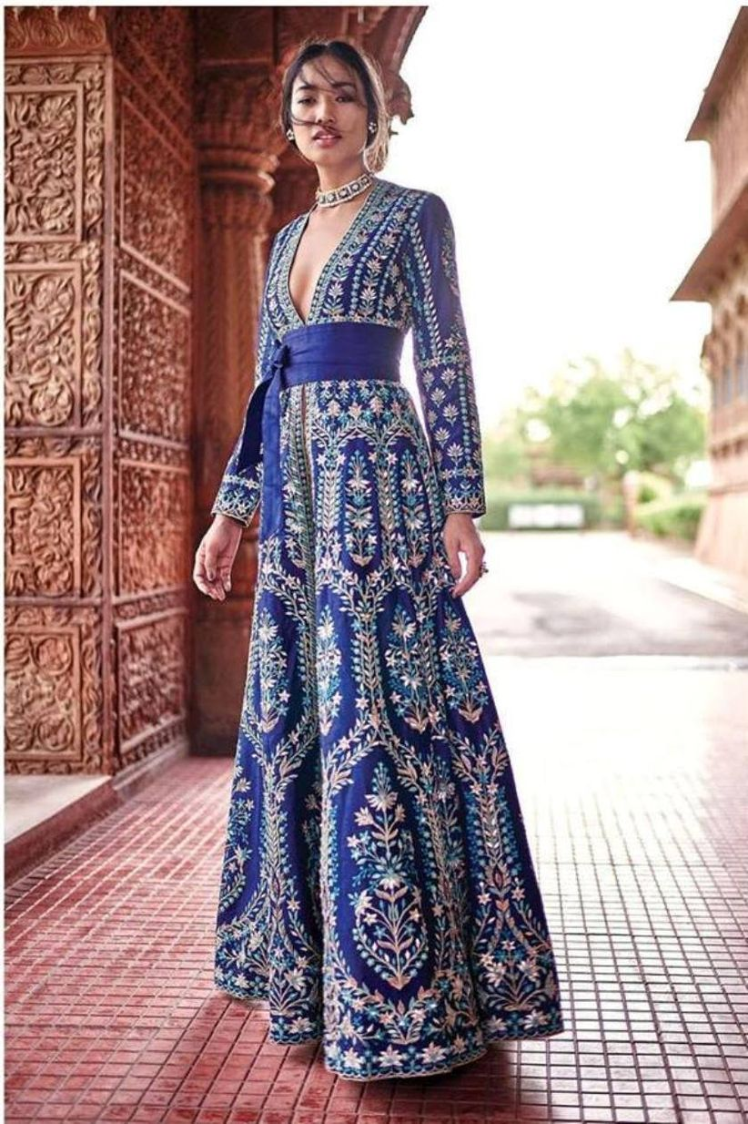 Indian Long Formal Dresses Carley Connellan