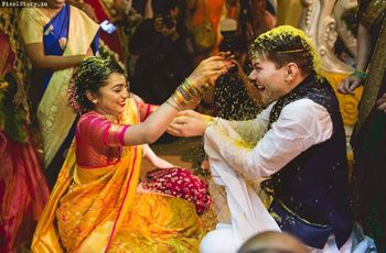 Let the Fun Begin! Check out Some Hilarious Indian Wedding Traditions That Are Practiced for Some Fun Moments