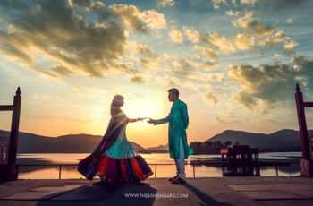 Every Jaipur Fort That Is Just Right for Your Pre-Wedding Shoot