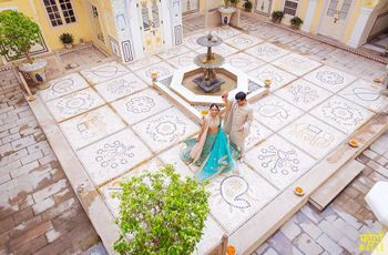 Check out These Spectacular Jaipur Palace Venues for a Royal Rajasthan Wedding