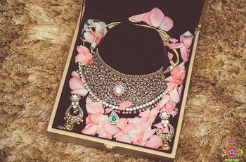 5 Jewellery Set For Wedding That Will Make You The Most Gorgeous Bride Ever