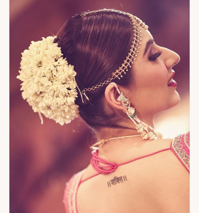 Popular Kerala Bridal Hairstyles Upgraded For 2019