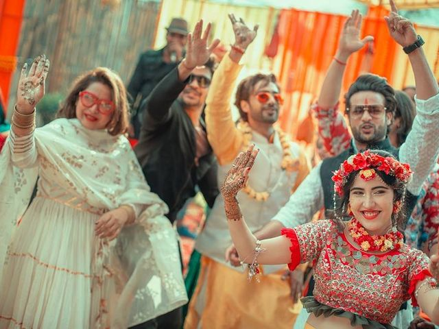 This Is How You Can Prepare a Ladies Sangeet Ceremony Script!