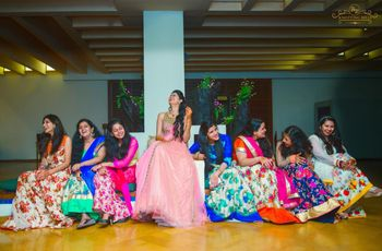 10 Lancha Dress Images That Prove It Is a Trending Wedding Outfit Again