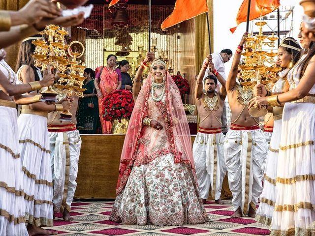 21 Lehenga Wearing Tips to Look Perfect This Wedding Season