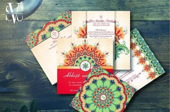 8 Things That Make Marriage Invitation Card Designs Special and More Personalised Than E-Invites