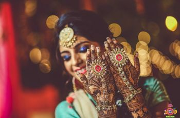 8 New Inspirations for Mehndi Design with Name
