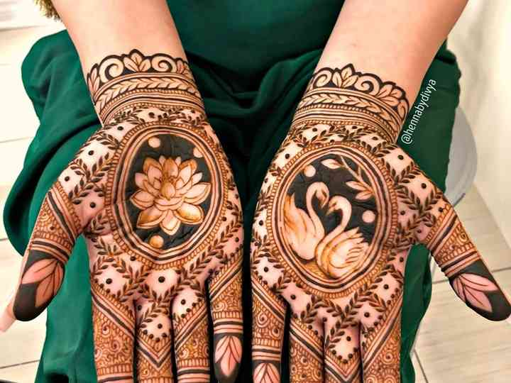 marriage mehndi designs for groom