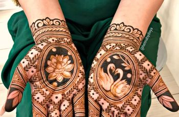 The Magical Mehndi Designs 2019 Guide: What To Wear For The Bride, Groom And Guests