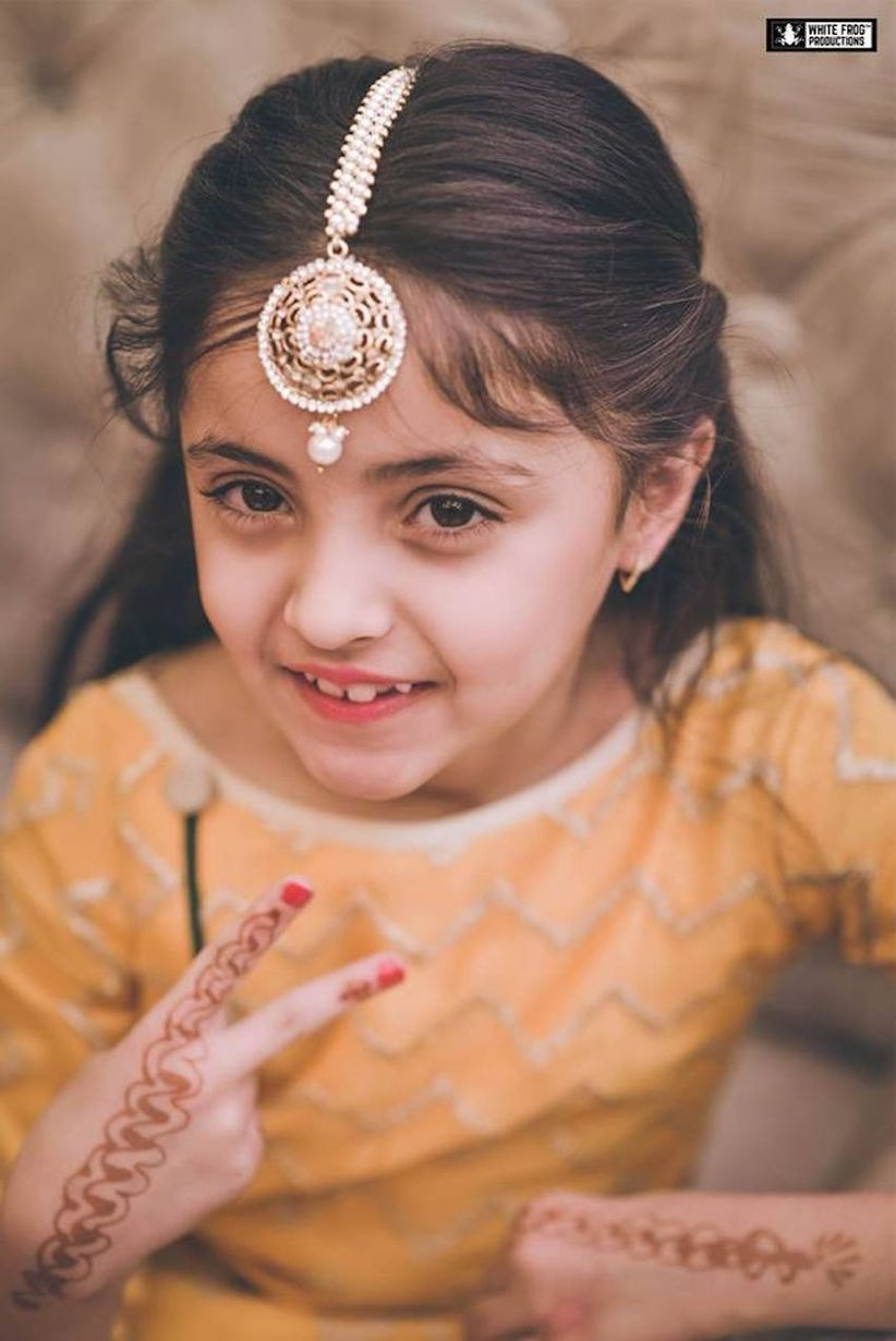 10 Simple Mehndi Designs for Kids That They Will Love to