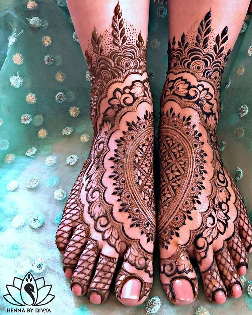 Oh So Pretty 121 Mehndi Designs Which Cover All Styles All