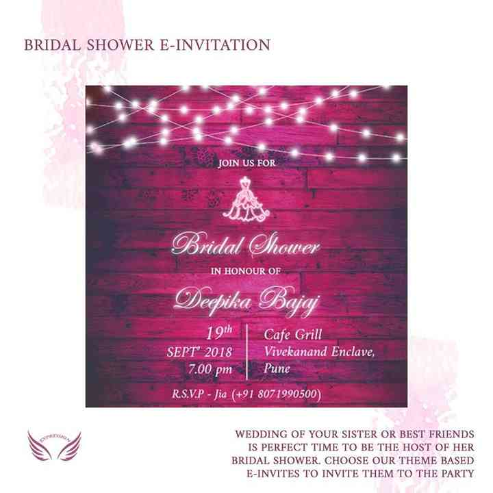 Know All About Getting Marriage Invites Designed By Online