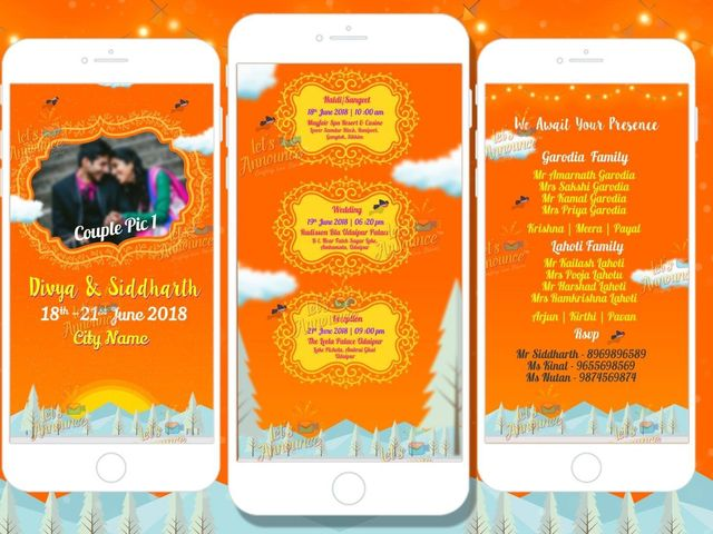 Know All About Getting Marriage Invites Designed by Online Wedding Card Maker Services and Why It's Hip!
