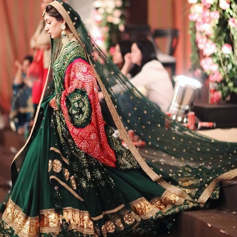 8b850b0f226 8 Gorgeous Brides and Their Pakistani Wedding Dresses That Are ...
