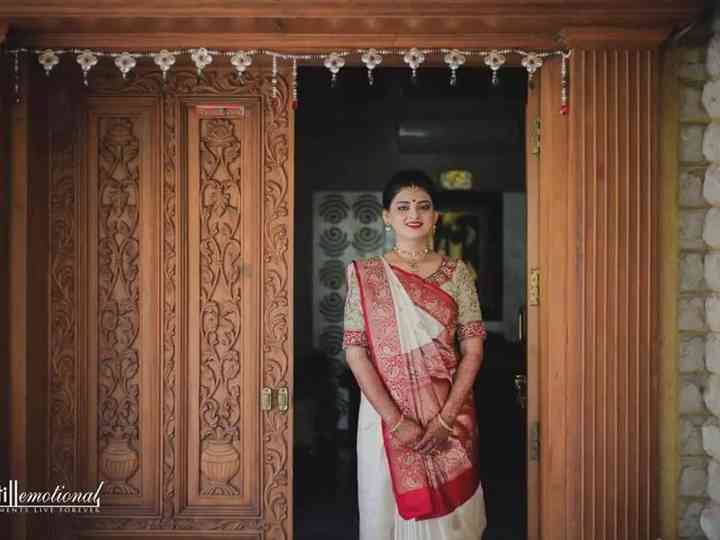 Panetar Saree: Traditional Artwork Reinvented by Modern Day Brides