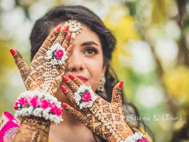Photo Shoot Tips For Your Mehndi That Can Come In Very Handy