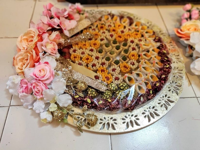 Plates For Marriage Decoration The Versatile Item To Add A Special