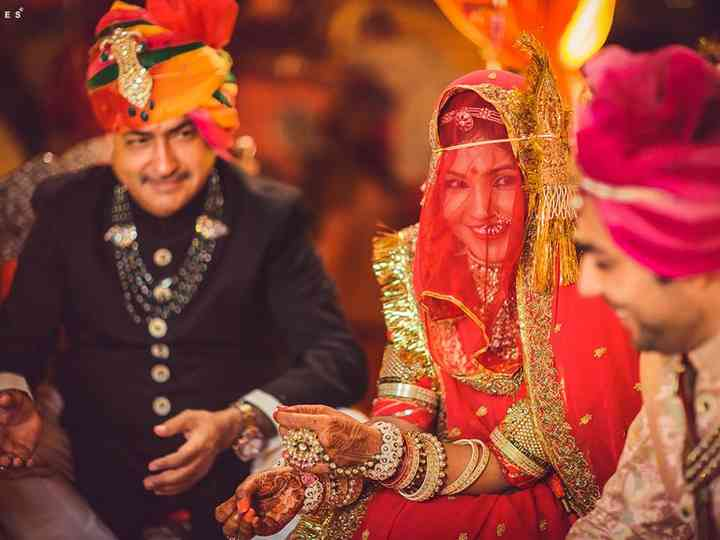 Rajasthani Wedding And Its Colourful And Opulent Traditions