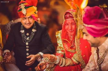 The Complete Saga of a Rajasthani Marriage - Traditions, Cuisine and More
