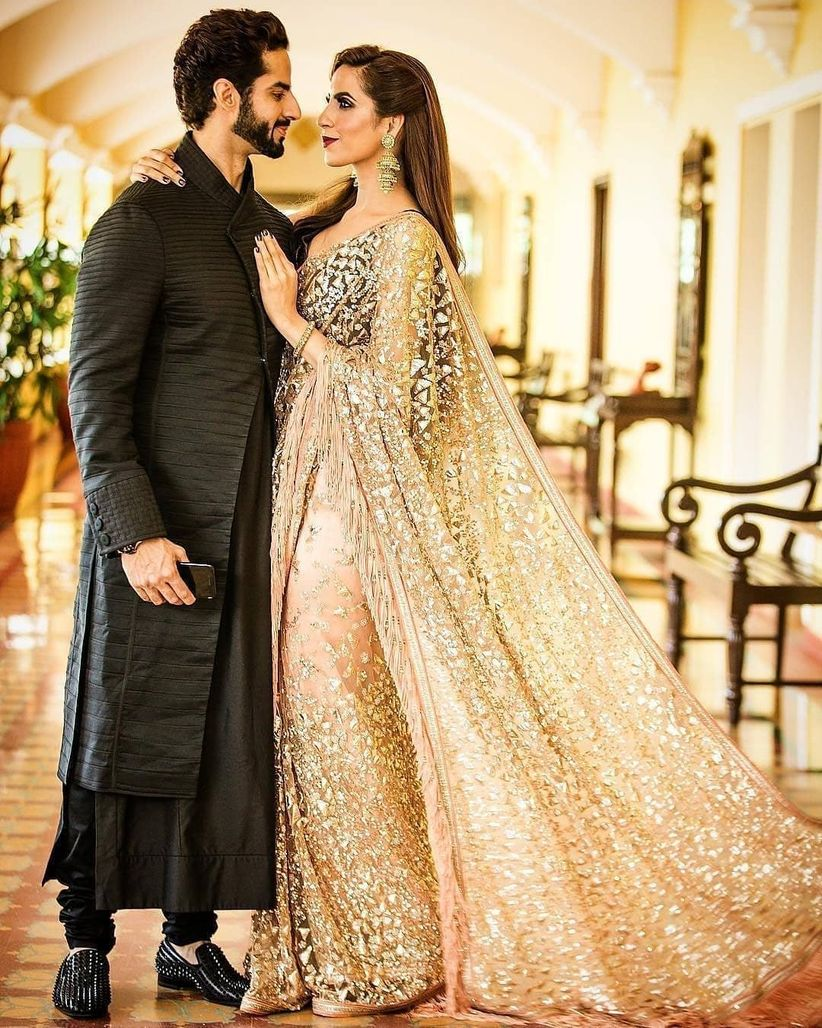 9 Dazzling Reception Sarees for Indian Weddings That Make