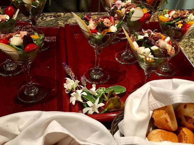 Salad Decoration Tips That Can Make Them Crowd Pleasers At Any Wedding