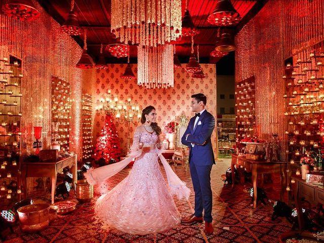 12 Stylish Sangeet Decoration Ideas to Light up Your Ceremony