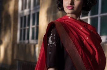 Experiment with These 7 Saree Draping Styles to Rock Your Cocktail and Sangeet