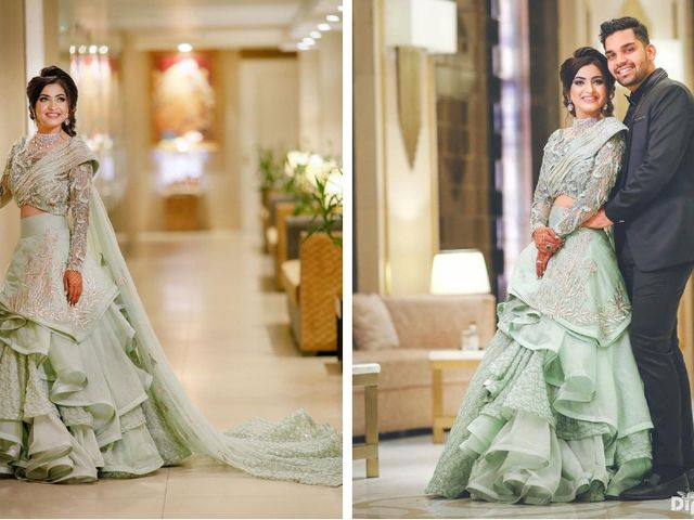 12 Sensual Saree Gown Ideas That Would Work For All Wedding Functions
