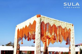 Host an Unforgettable Wedding at Sula Vineyards with the Right Details and Information