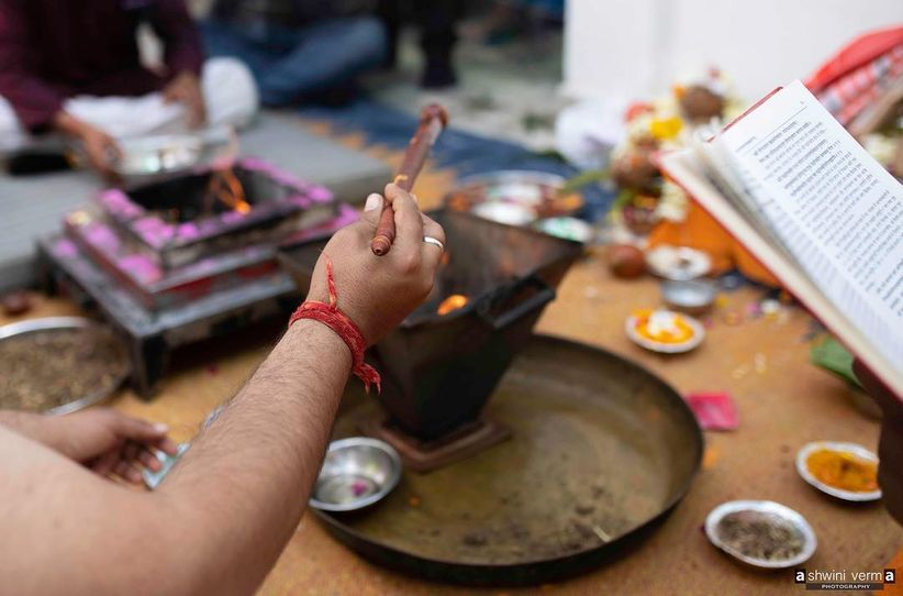 The Significance of the Sacred Thread Ceremony Before Marriage