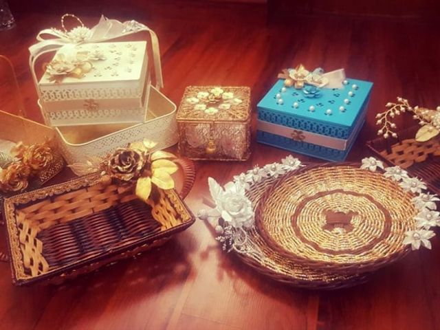Traditional Indian Wedding Gifts: Wedding Gifts