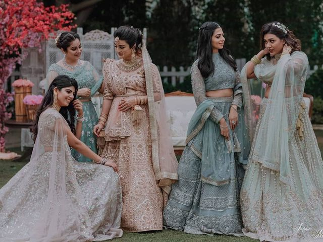 5 Trending Lehengas That Can Make You the Center of Attention This Wedding Season
