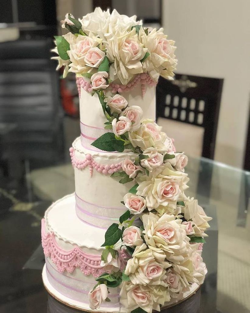 Wedding Anniversary Cake Ideas That Will Make You Relive Your D Day