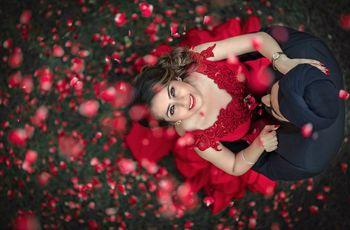 5 Floral Wedding Arrangements That Make a Décor Statement
