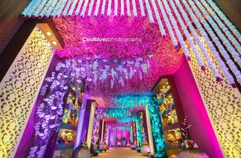 11 Stunning Wedding Gate Design Ideas That Will Amp up Your D-Day Decor