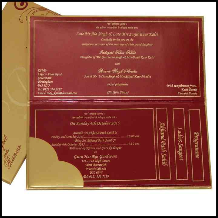 Click Order Invite Get Your Wedding Invitation Cards