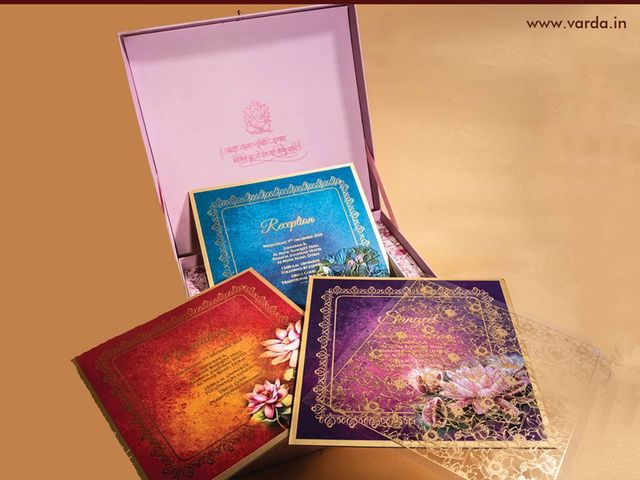 Click, Order, Invite! Get Your Wedding Invitation Cards Online and Save the Hassle