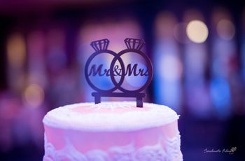 5 Stylish Indian Cake Toppers for Beautiful and 'Sweet' Memories
