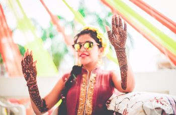 Try on These Best Bridal Mehndi Designs for Full Hands to Look like a Dream
