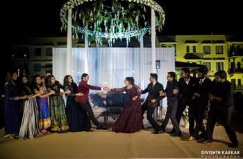 Ice-Breaking Made Easy: Plan and Play These Indian Wedding Games