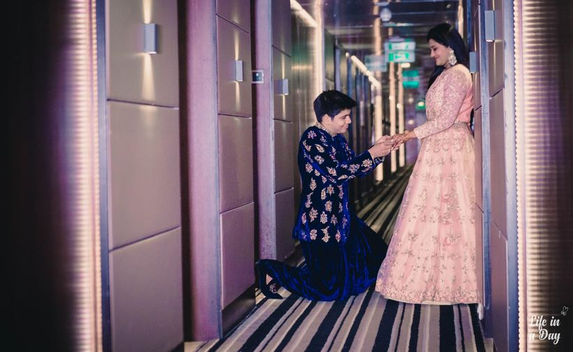 8 Stunning Indian Reception Dresses For Bride That Make You Ace The