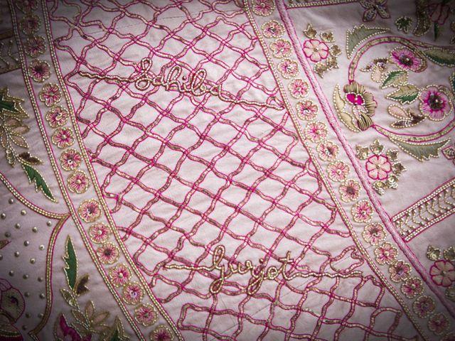 12 Ravishing Pink Lehenga Combinations To Satiate Your Pink Bridal Fantasy
