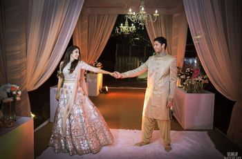7 Shades of Punjabi Wedding Dresses That Make You Look Stunning & Chic