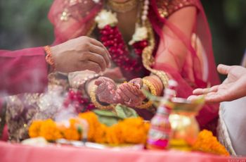 5 Bizarre Indian Wedding Superstitions, Some of Which Seem Surprisingly Practical
